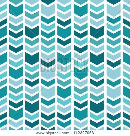 Geometric seamless pattern. Chevron pattern