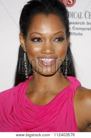 Garcelle Beauvais at the 5th Annual Pink Party held at the La Cachette Bistro in Santa Monica, California, United States on September 12, 2009.