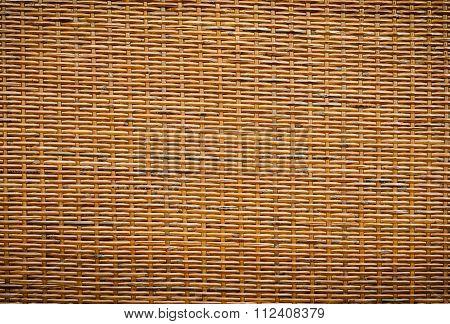 Handicraft Weave Texture Wicker Surface