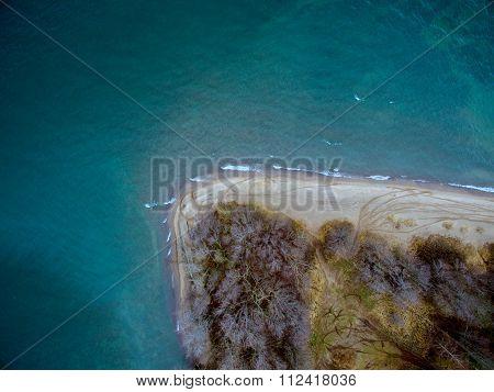 A Tip Of An Island