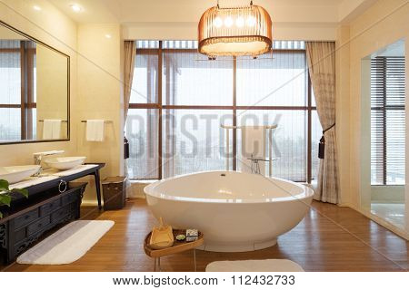 design and decoration of bathroom