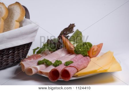 Bread And Cold Cuts
