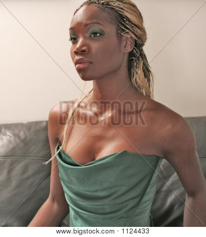 Afro Carribean Woman