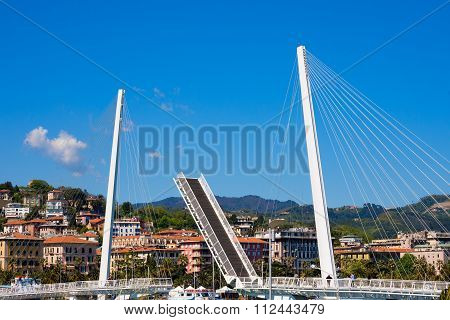 Bridge Of Thaon Di Revel - La Spezia Italy
