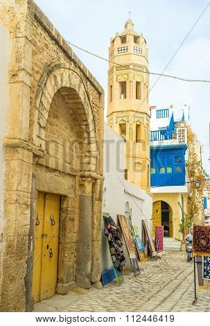 The Ottoman Architecture In Sousse