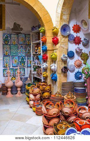 The Souvenirs Of Sousse