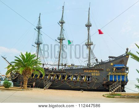 The Galleon Replica