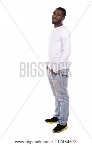 Casual Black Man