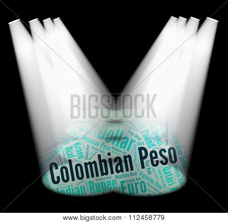 Colombian Peso Means Forex Trading And Broker