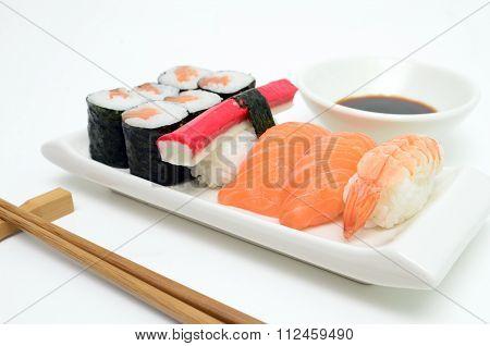 Sushi Tray Detail