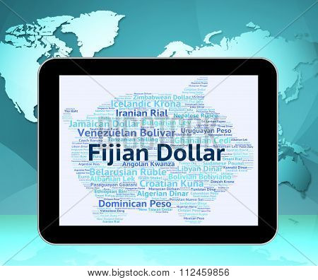 Fijian Dollar Shows Forex Trading And Currencies