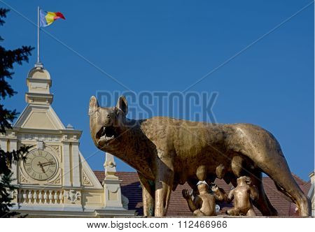 Animals Sculpture In Brasov