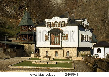 Lovnica Monastery-zvornik, Republika Srpska, Bosnia And Herzegovina