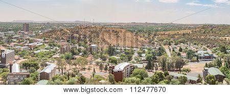 Panorama Of Arboretum