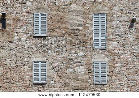 Italian Style Shutters