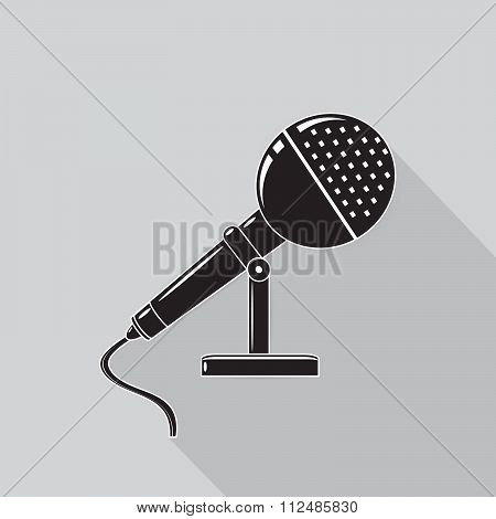 icon microphone.