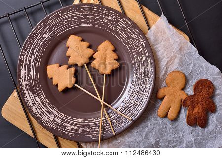 Gingerbread Cookies, Gingerbread Man