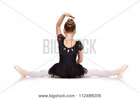 Little Ballerina Sat On The Twine
