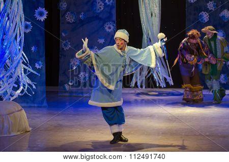 Silver Fairy Tale