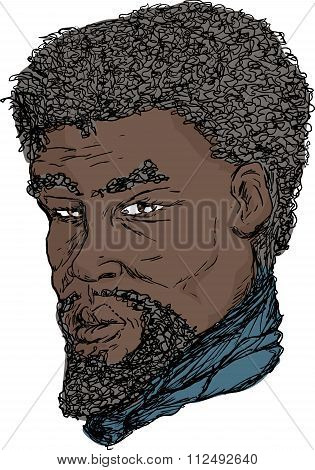 18Th Century African Man
