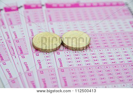 Lotto Tickets..