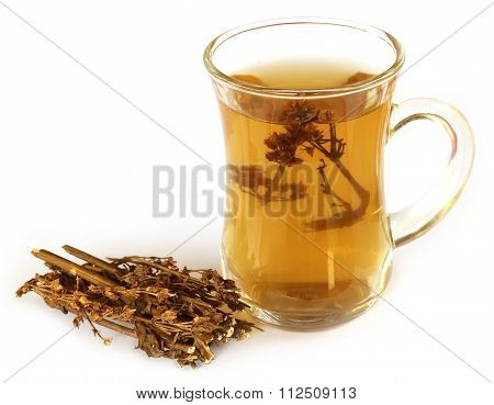 Ayurvedic Medicinal Chirata With Herbal Juice