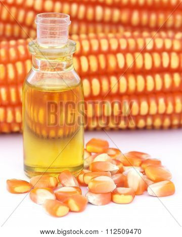 Oil With Corn