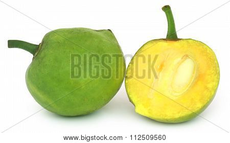 Garcinia Tinctoria Or Edible Daophal Of Bangladesh