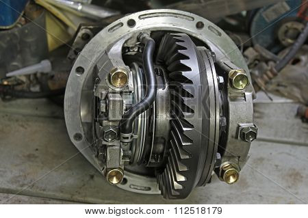 Front reduction gear from a Japanese car