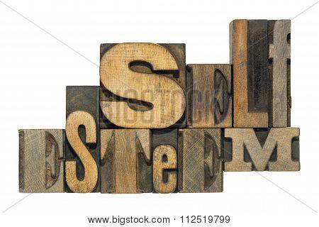 Self Esteem Isol