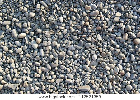 Gravel Pebbles Background