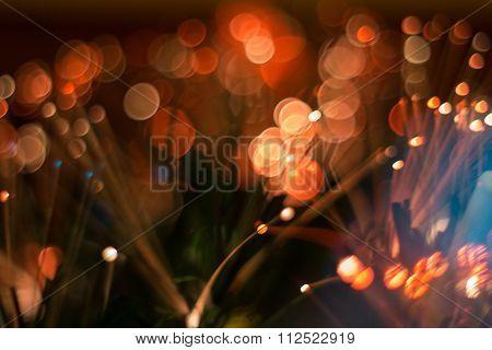 Colorful Glare Lights.