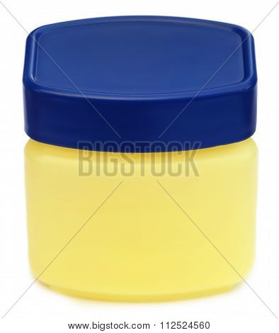 Jar For Petroleum Jelly