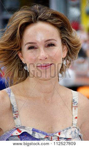 Jennifer Grey at the Los Angeles Premiere of