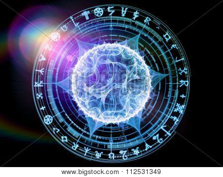 Virtual Sacred Geometry