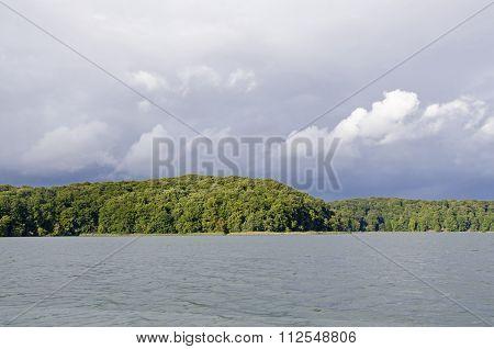 Seascape The Feldberger Seenlandschaft