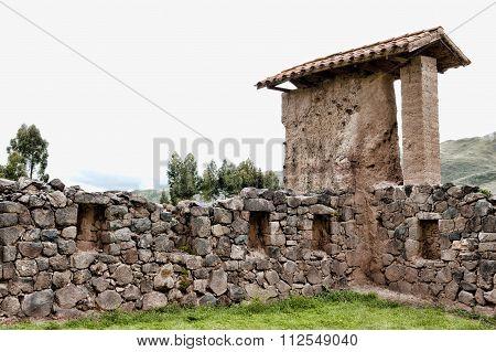 Inca Ruin Outdoors