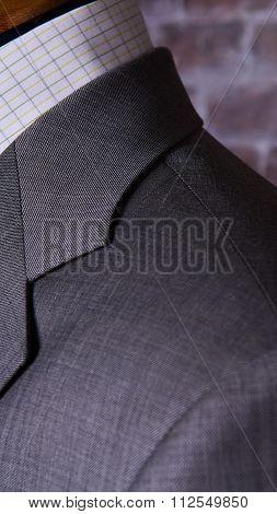 Suit Texture Close Up
