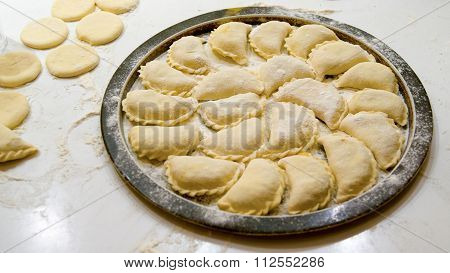 Pierogi Dumplings Vareniki