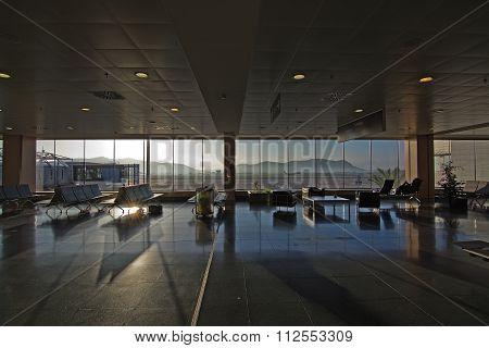 Ibiza Airport Terminal