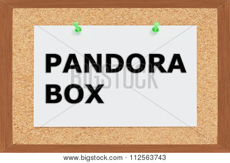 Pandora Box Concept