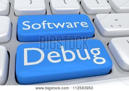 Software Debug Concept