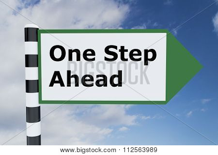 One Step Ahead Concept