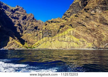 Los Gigantes Rock Mountains