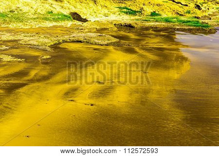 Sand Nature Abstract Background