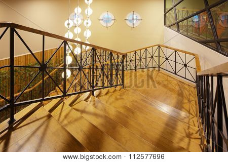 decoration of modern wooden 