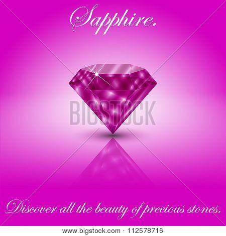 Sapphire Gem 1