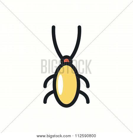 Bug Icon.