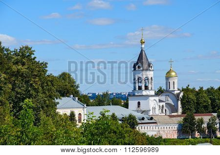 Bogoroditse - Rozhdestvensky Monastery, Vladimir, Golden Ring Of Russia