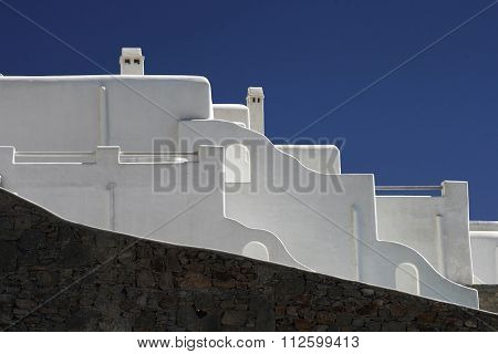 traditional architecture in Greece